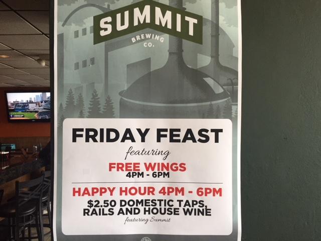 Friday Feast